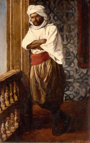Orientalist Paintings Sale N1835 Lot N41 Artcurial