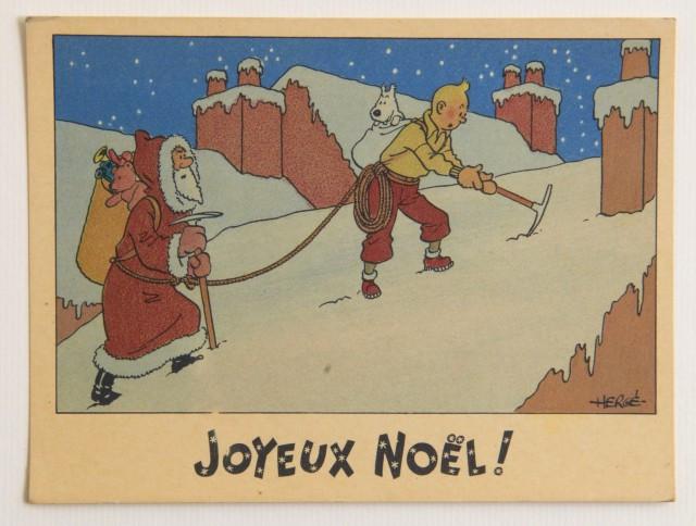 Femme Nu Joyeux Noel comic strips | sale n°1875 | lot n°21 | artcurial