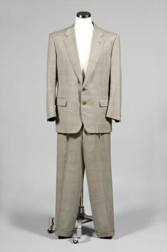 LANVIN Boutique, Ted LAPIDUS Boutique Haute Couture LOT de DEUX COSTUMES  pour Homme, le ... 3e5e298d9813