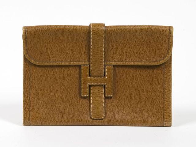 HERMES Paris made in france Pochette d9c90bb7157