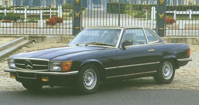 1982 MERCEDES BENZ 280 SL TYPE W107 - NO RESERVE