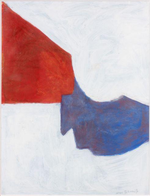 Serge POLIAKOFF (1900-1969) COMPOSITION, circa 1960/1966