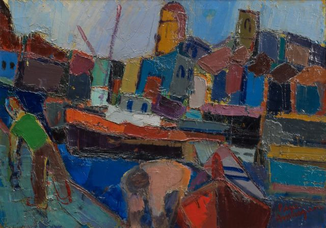 Pierre Ambrogiani: upcoming auctions, appraisal insights and free art price  analysis - LotSearch