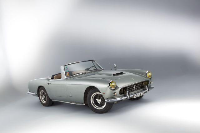 1962 FERRARI 250 GT CABRIOLET