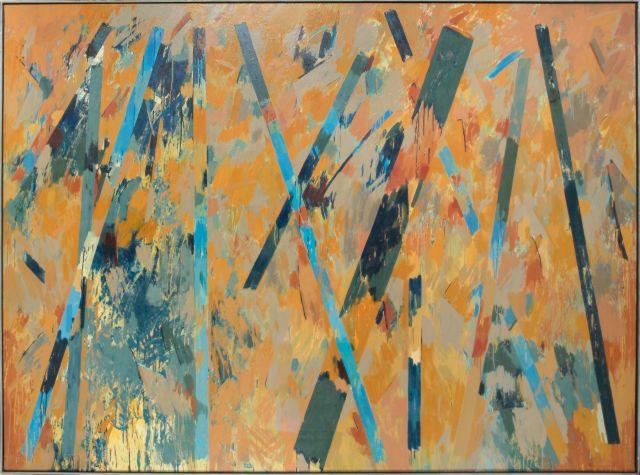 Louis CANE (né en 1943) CHERCHEUSE D'OR, 1978