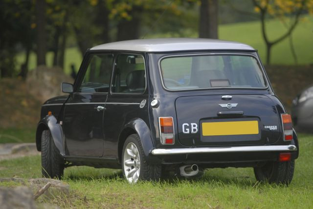 2000 Rover Mini Cooper Sport 500 No Reserve