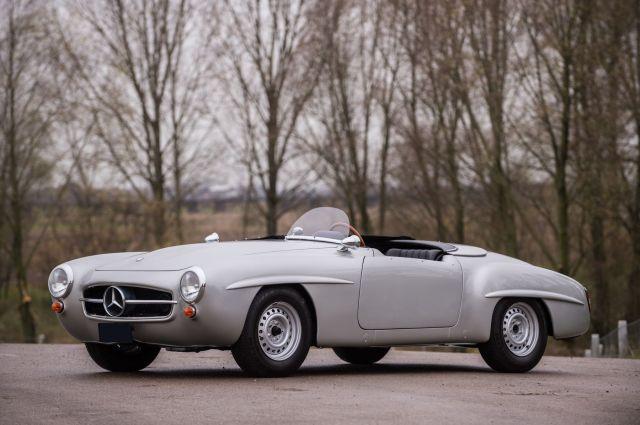 1961 Mercedes-Benz 190 'SLR' Roadster