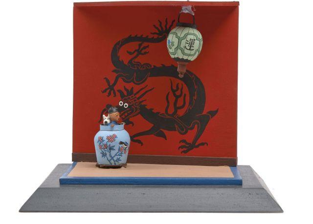 Papier Peint Tintin Et Milou the universe of the creator of tintin | sale n°2546 | lot n°200