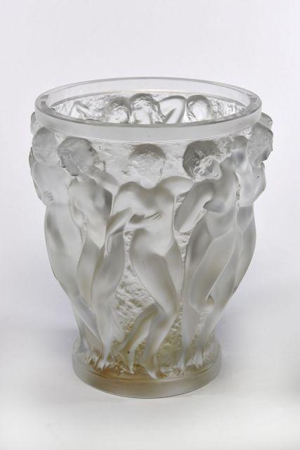 cristal lalique vase - Lalique Vase