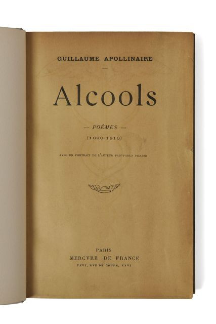 Antique Modern Books Manuscripts Henry Bouillier Library