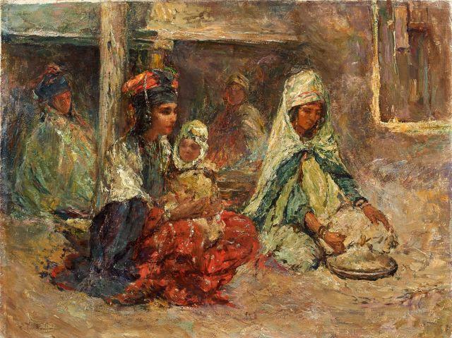 Orientalism Regard sur l Algérie   Sale n°2700   Lot n°45   Artcurial 6f16cdc01bd