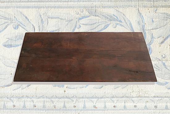 PLATEAU DE TABLE DE RÉFECTOIRE DE MONASTÈRE EN NOYER ÉPOQUE XVIIIe -ESPAGNE  Ht 274 ( f63007adb919