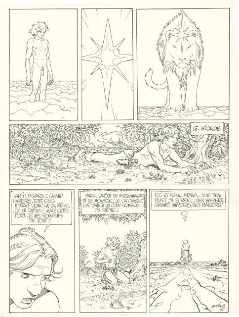 comic strips sale n 3055 lot n 208