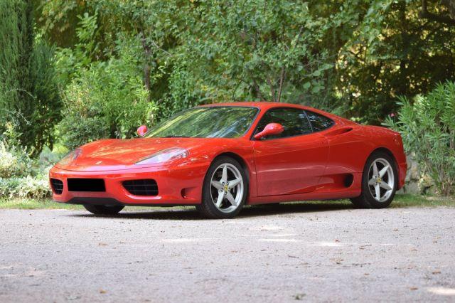 1999 Ferrari 360 Modena F1 Berlinetta No reserve