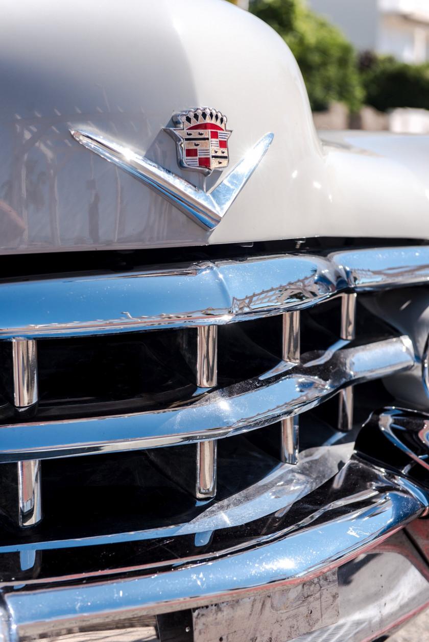 Monaco 2017 By Artcurial Motorcars Vente Nm1030 Lot N140 1951 Cadillac Series 62 Convertible
