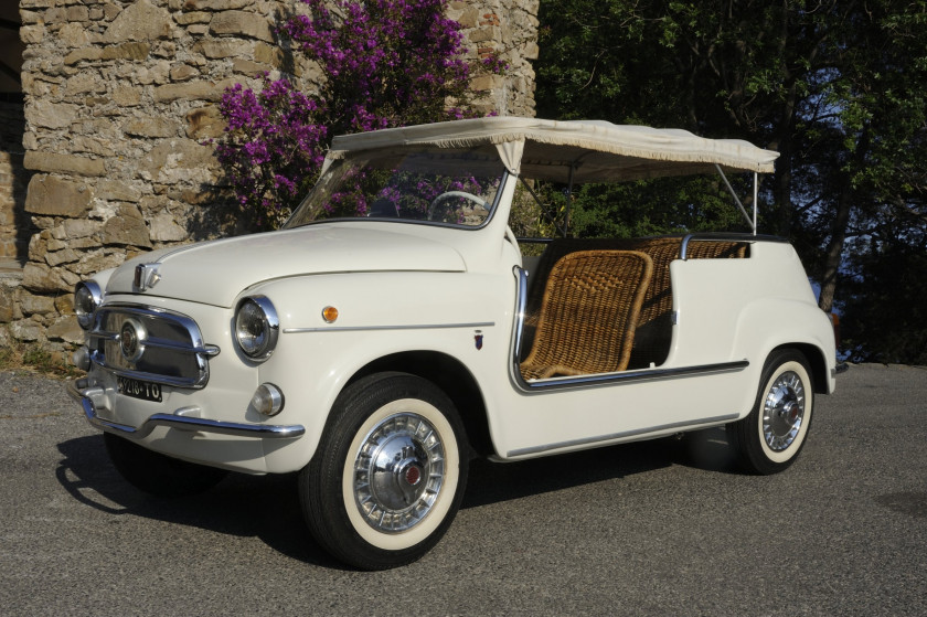 Fiat 600 jolly for sale