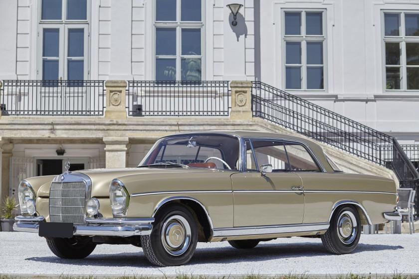 1964 Mercedes-Benz 300 SE Coupé