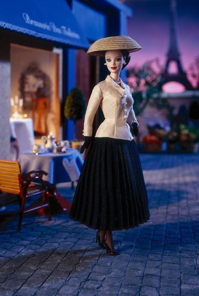 "Christian DIOR X Mattel Collection ""New Look 1947"""