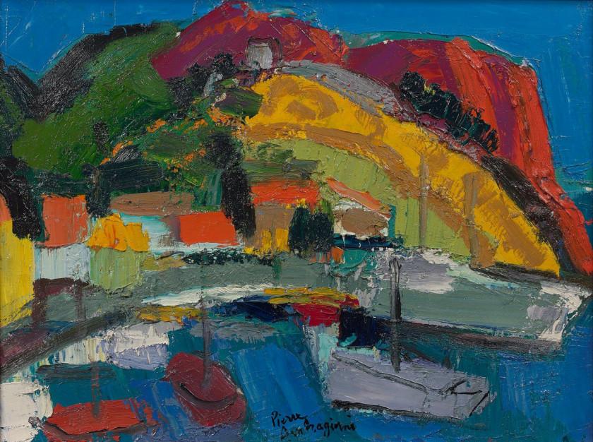 PIERRE AMBROGIANI (1907-1985). - Auktionen & Preisarchiv