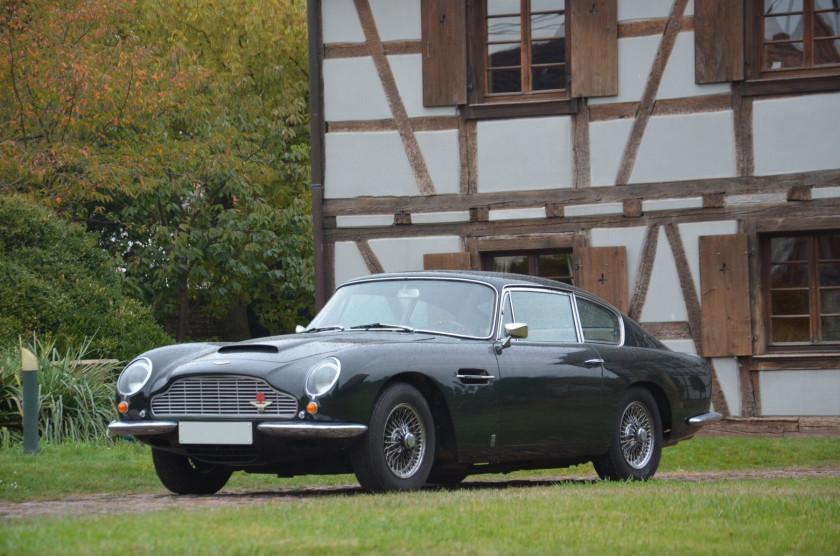 Rétromobile The Official Sale Sale N Lot N Artcurial - Aston martin db6