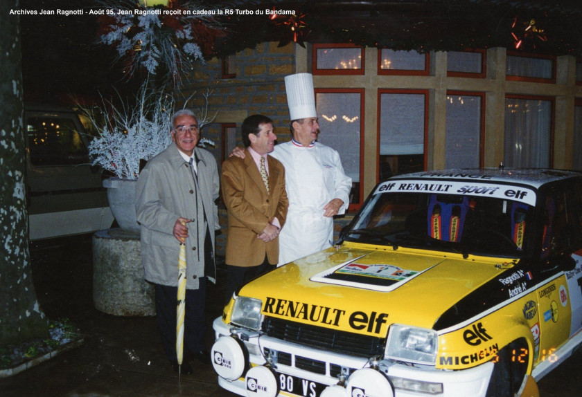 1982 Renault 5 Turbo Groupe 4 - Jean Ragnotti