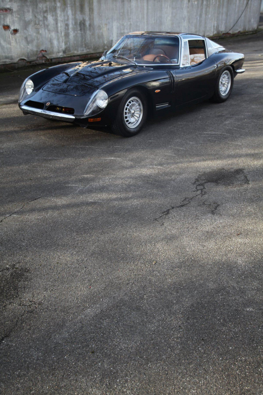 1969 Bizzarrini GT Europa 1900