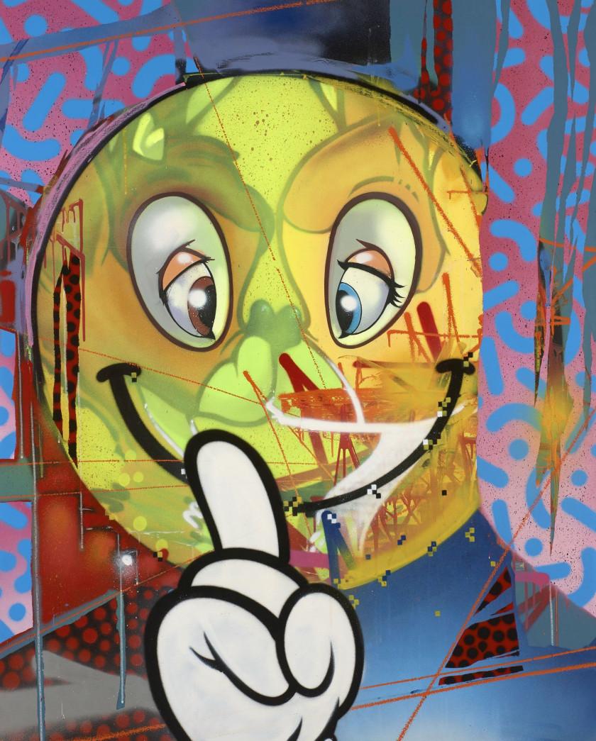 Urban Art Sale N 3096 Lot N 23 Artcurial