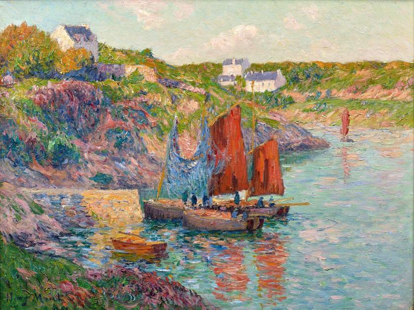 Impressionist & Modern Art I   Sale n°3217   Lot n°12   Artcurial