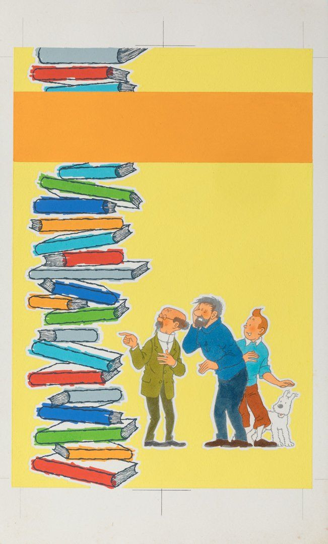 HERGÉ (Georges Remi dit) 1927-1983 Collections Casterman