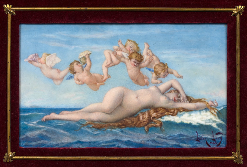 Eloge Du Symbolisme Une Collection Particuliere Et A Divers Vente N 3312 Lot N 491 Artcurial