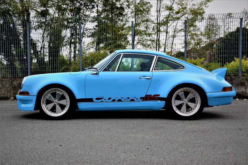 "1990 Porsche 911 Carrera 4 ""backdating"""