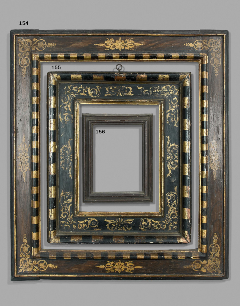 Pierre Berndt: A passion for Antique Frames & Gilded Wood | Sale n ...