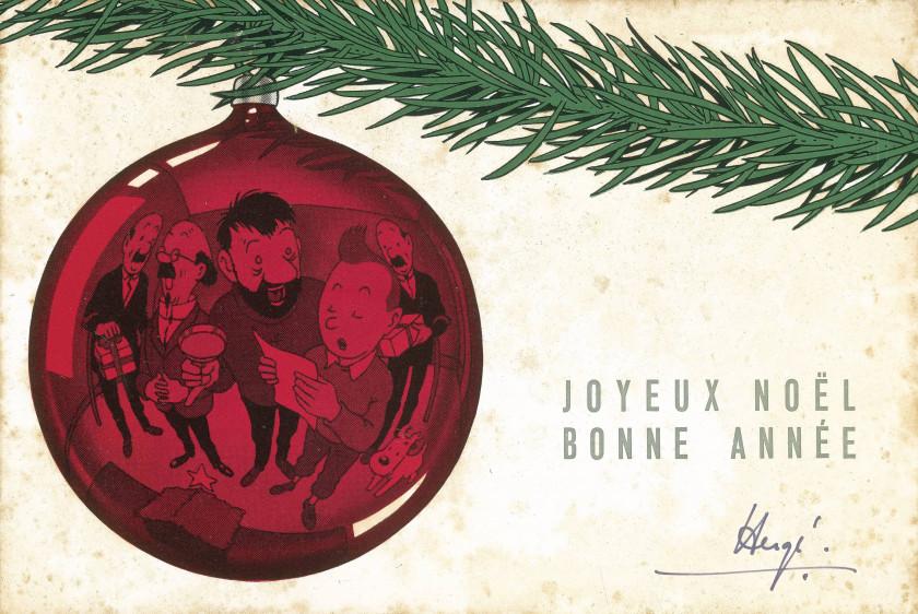 L'univers du créateur de Tintin | Vente n°3313 | Lot n°11 | Artcurial