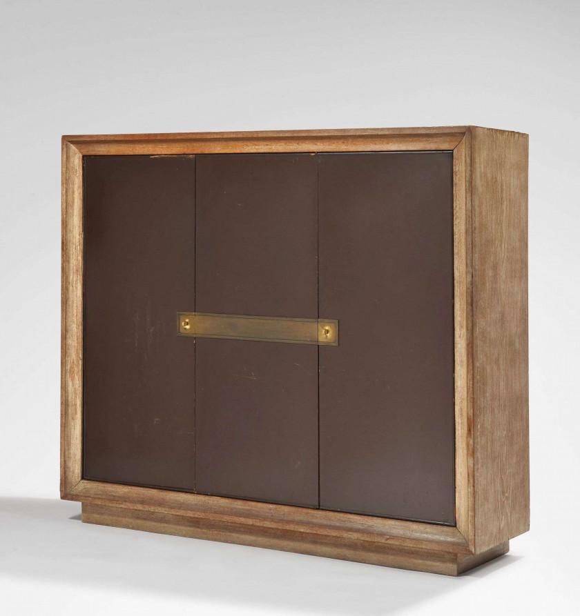 jacques adnet 1900 1984 meuble de rangement