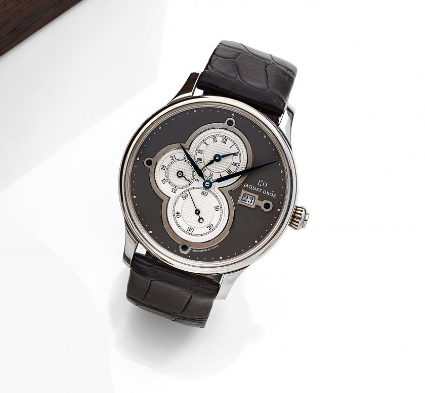 JAQUET DROZ  Time Zone, ref. J015134, n°2