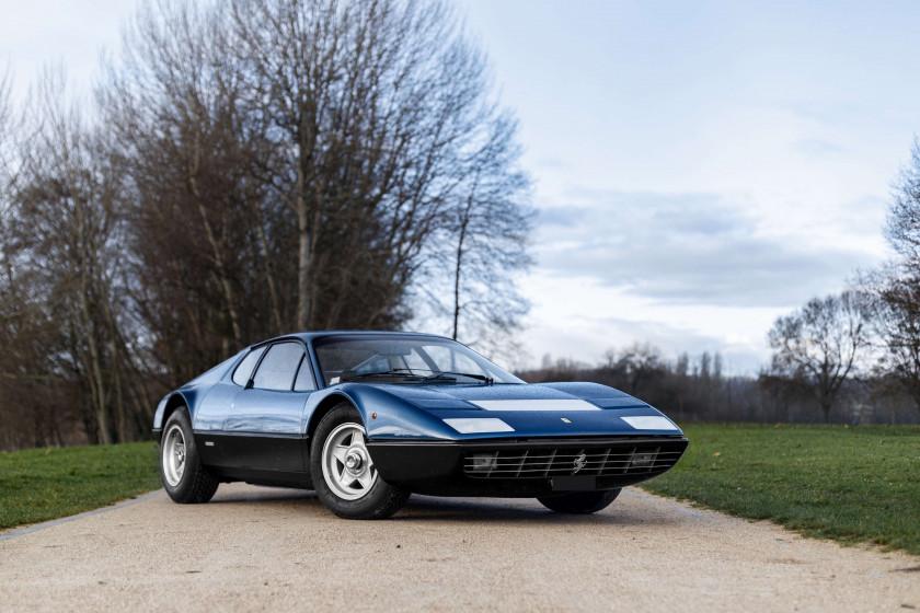 Image result for artcurial 2019 1974 Ferrari 365GT4/BB