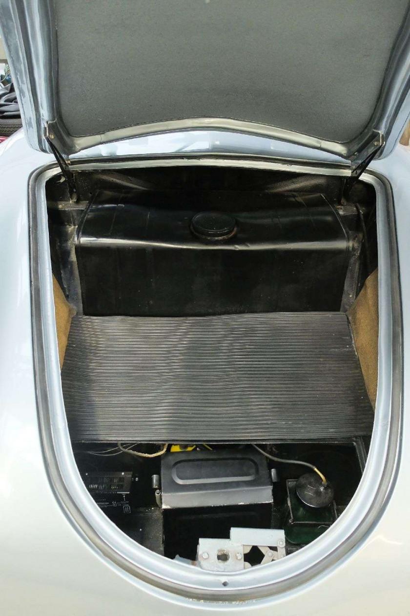 Rtromobile 2018 By Artcurial Motorcars Sale N3279 Lot N105 1989 Mustang Fuel Filter 1951 Porsche 356 Pre A 1300