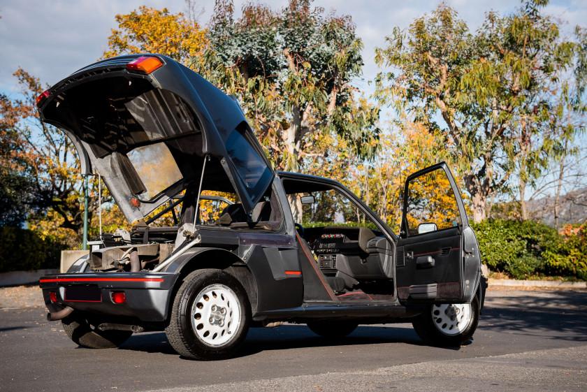r tromobile 2018 by artcurial motorcars sale n 3279 lot n 119 artcurial. Black Bedroom Furniture Sets. Home Design Ideas