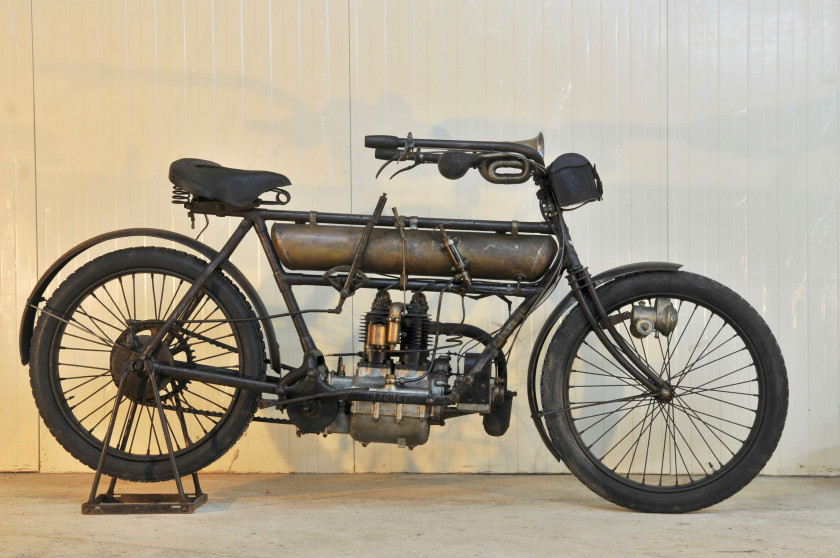 c.1907 Rochet type MG 4HP  No reserve