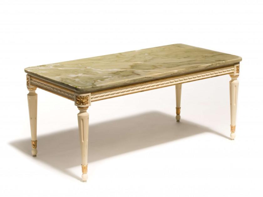 table basse louis xvi