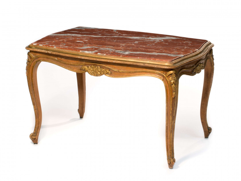 Ritz paris 5 vente n 3828 lot n 2734 artcurial - Table basse style louis xv ...