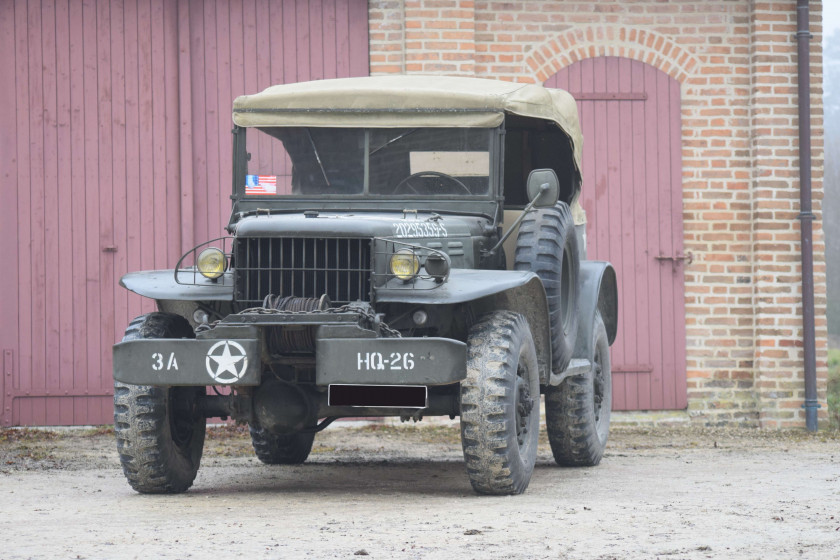1944 Dodge WC-56 Command Car  No reserve