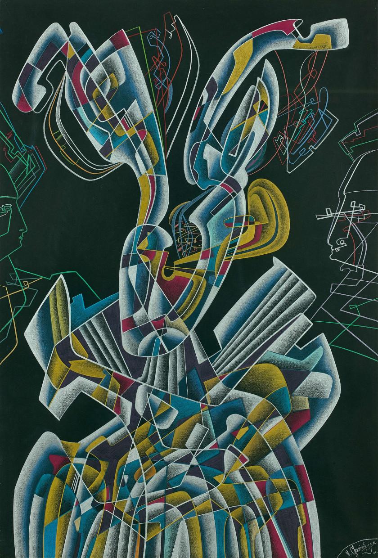 Impressionist Modern Art Sale N3346 Lot N113 Artcurial