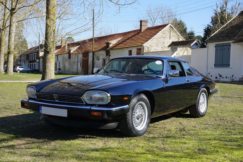 1989 Jaguar XJS V12 Coupé No Reserve ...