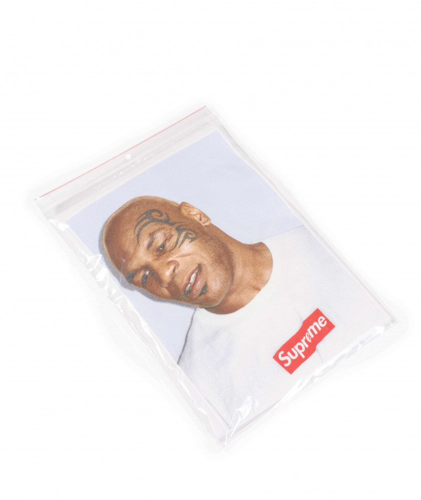 "Supreme  Tee-shirt ""Photo tee Tyson"" - 2007"
