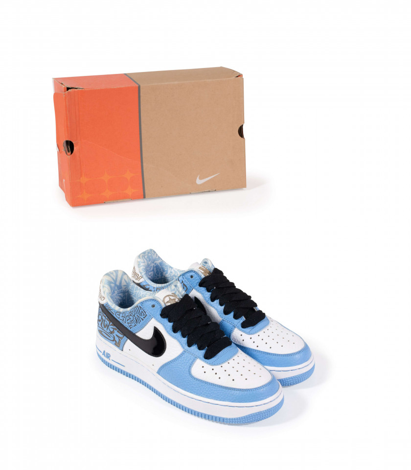 timeless design 8a59c 93d3f ... entourage turtle fukiyama 281df 8b1c7  coupon for nike x undefeated  l.a. air force 1 lo 5bf1c ebd35