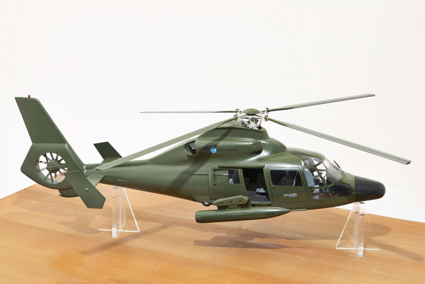AEROSPATIALE - EUROCOPTER  Panther AS565AA