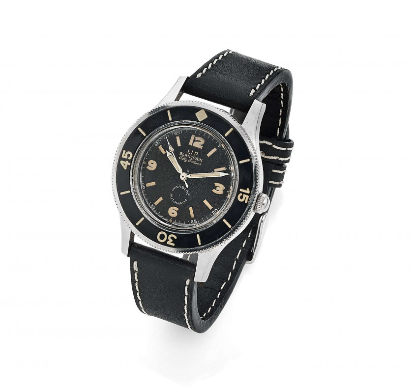 BLANCPAIN / LIP  Fifty Fathoms, n° 996175