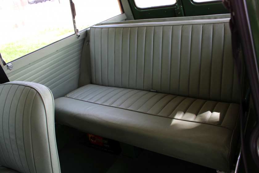 1966 Morris Mini Traveller  No reserve