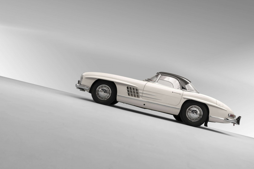 1963 Mercedes-Benz 300 SL Roadster  No reserve